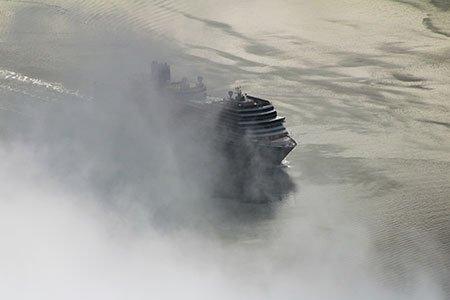 ¿Has oído sobre el barco fantasma de la isla San Lorenzo en el Callao?